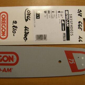 Vezető lemez OREGON 3/8 1,6 mm 66 szemes Stihl